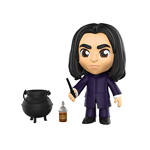 Funko 5 Star para Harry Potter Severus Snape Figura exclusiva