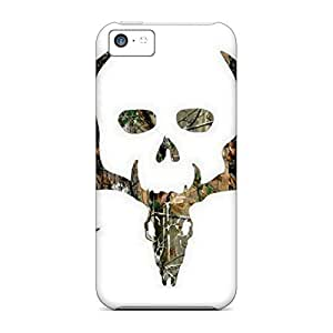 Plastic phone carrying covers New Arrival Extreme iphone 4 /4s - bone collector camo