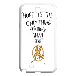 ZK-SXH - The Hunger Games Customized Hard Back Case for Samsung Galaxy Note 2 N7100,The Hunger Games Custom Cell Phone Case