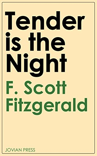 book cover of Tender Is the Night