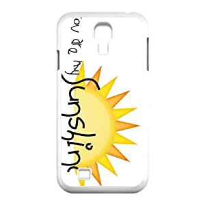 Samsung Galaxy S4 I9500 Phone Cases White You Are My Sunshine FXC544905