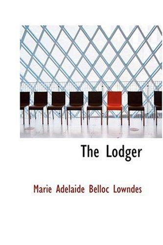 Read Online The Lodger pdf epub