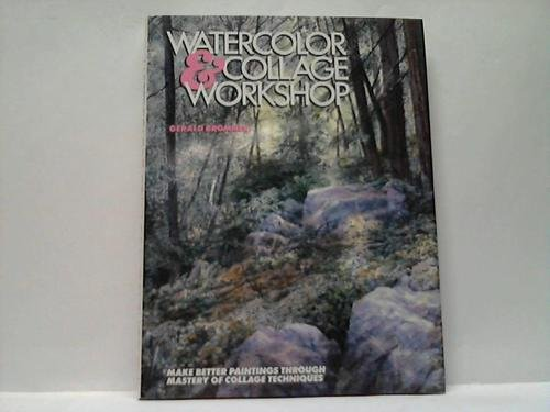 Watercolor & Collage Workshop