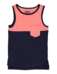 "Smith's American Little Boys' ""Hi-Low Block"" Tank Top"