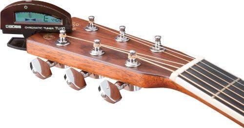 BOSS IN11-VCES Afinador de Guitarra, Marrón: Amazon.es ...