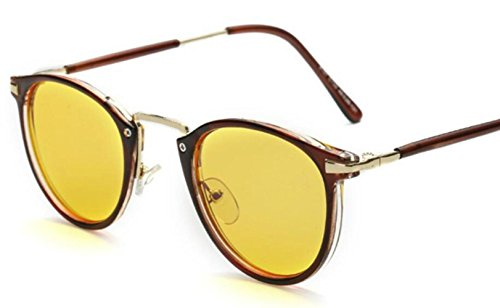 Blu MSNHMU Sra Brown Eyewear La Sunglasses ray Sunglasses Computer 1SqgCqwE