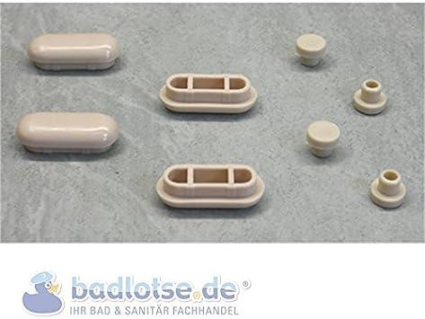 WC-Sitz Füsse Auflagen für Toiletten Sitz  5,2 cm
