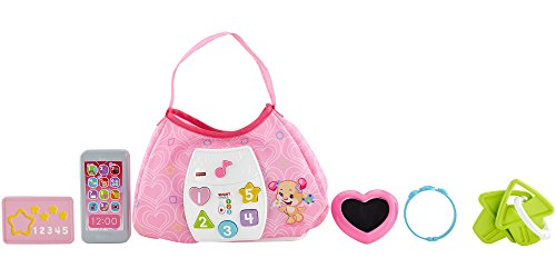 Fisher-Price Laugh & Learn Sis' Smart Stages Purse