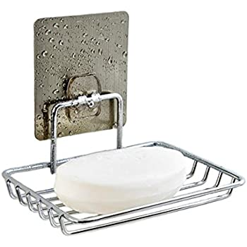 Amazon Com Cuteboom Soap Dishes Adhesive Soap Holder