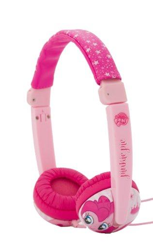 My Little Pony Kid Safe Headphones - Pink (19757)