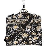 yellow garment bag - VERA BRADLEY GARMENT TRAVEL BAG -