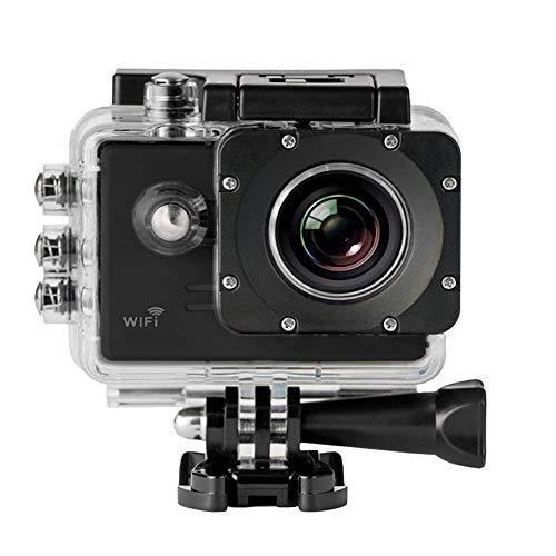 SJ5000 WiFi Action Camera 1080P Full HD Sports DV 2.0 Pulgadas Buceo 30M Mini Videocámara Impermeable SJ 5000 Sport CAM,Gray