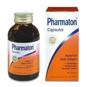 Capsules vitalité Pharmaton 100 Caps