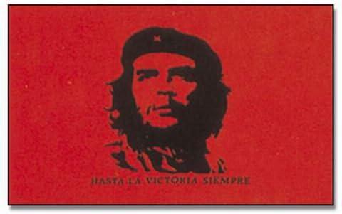 Che Guevara Bandera Grande de One Size: Amazon.es: Juguetes y juegos