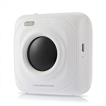 Impresora Multifuncion Portátil Bluetooth 4.0 Impresora De ...