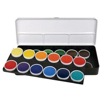 Transparent Watercolor Paint (Set of 24) ()