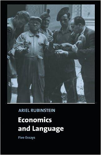 Economics and Language (Churchill Lectures in Economics