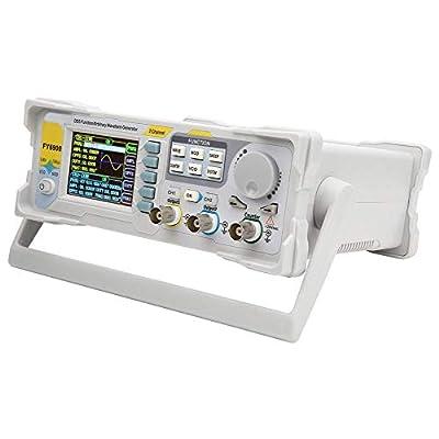 Digital Signal Generator,FY6900 Sine 0-30 MHZ 2.4in TFT Screen DDS Function Waveform Signal Meter Pulse Source Generators,250MSa/s Frequency Meter VCO Burst AM/PM/FM/Ask/FSK/PSK Modulation(US)