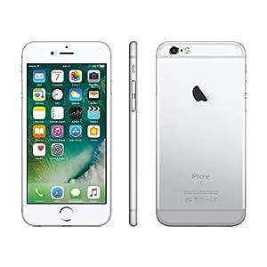 Apple iPhone 6s 16GB Smartphone Libre - Plata (Reacondicionado)