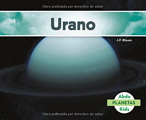 Urano (Planetas) (Spanish Edition)