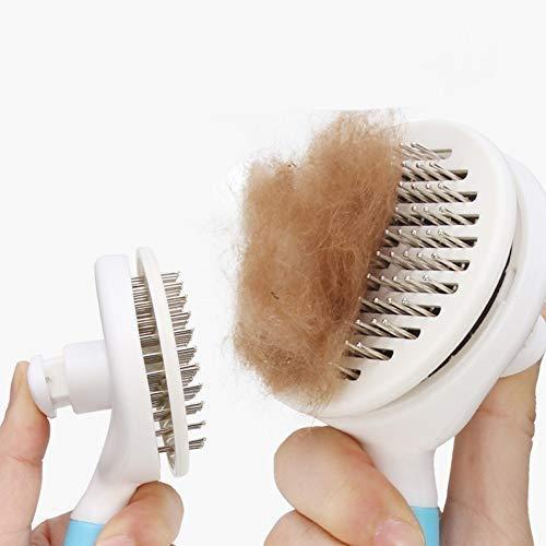 Pet Supplies Dog and Cat Comb Pet Needle Comb Dog Hair Brush Large Dog Supplies