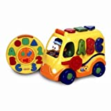 : Shelcore - Learn 'n Go R/C School Bus