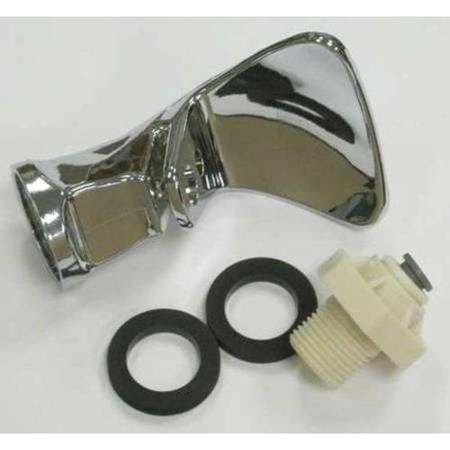 HALSEY TAYLOR 98533C Chrome Bubbler Kit, For Halsey (Walmart Plastic Pool)