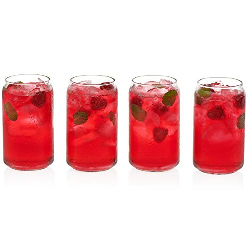 Libbey Classic Can Tumbler Glasses, Set of ()