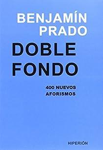 Doble fondo par Prado Rodríguez