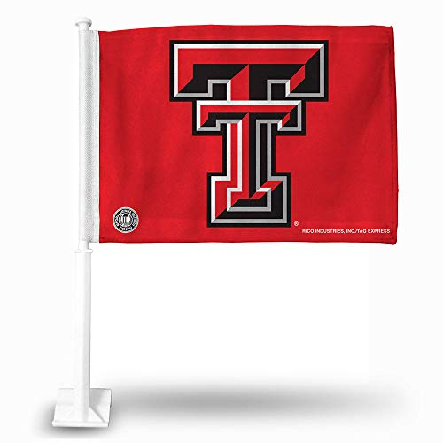 Rico TEXAS TECH CAR FLAG