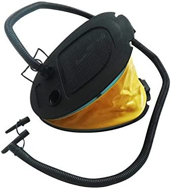 Camping Foot Air Pump Fully Compatible with Airbeds Large Air Volume 5 Litres