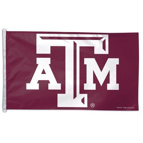 Patch Collection Texas A&M Aggies Team Logo Flag 3' X 5'