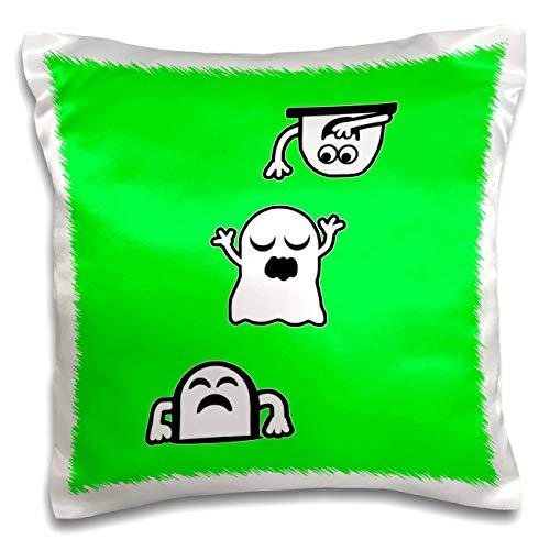 3dRose BlakCircleGirl - Halloween - Peek-A-Boos - Little