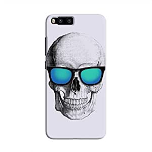Cover It Up - Cool Skull Mi6 Hard Case