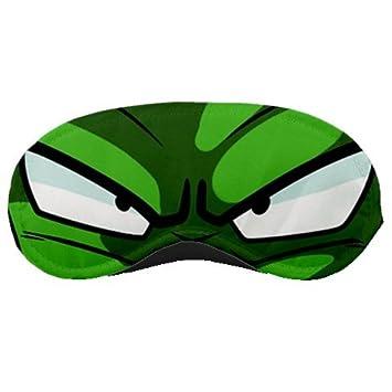 Amazon Com Sleeping Mask Dragon Ball Z Eyes Ii Art Design Eye Mask