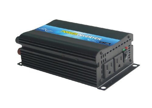 NIMTEK NS500 Pure Sine Wave Off-grid Inverter, Solar Inverter 500 Watt 12 Volt DC To 110 Volt AC by NIMTEK Solar Inverter