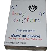 Baby Einstein 26 DVDs Set Collection