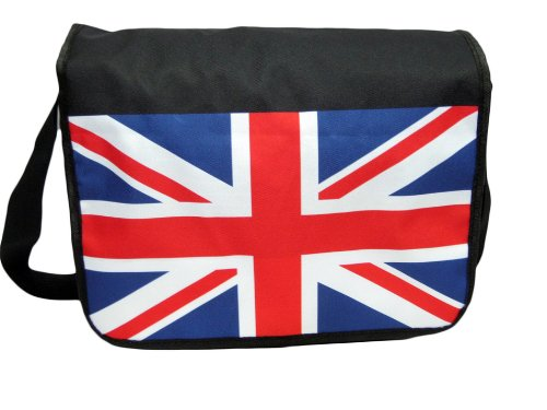 De taille moyenne, Union Jack sac à bandoulière classique
