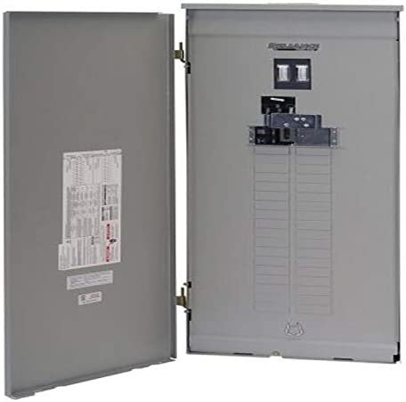 Reliance Controls TTV2005C Panel Link Transfer Panel with Meters 50A 200A