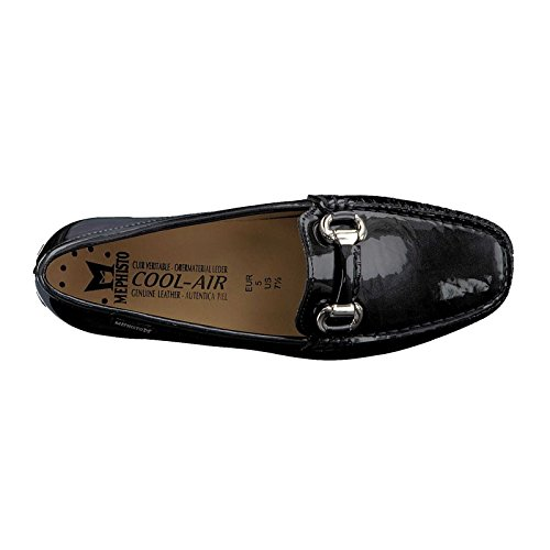 Mephisto Slippers Mocassins Natala Femme Gris rqO4r