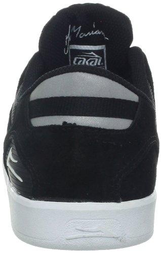 Lakai Mens Guy Sneaker Nero / Bianco