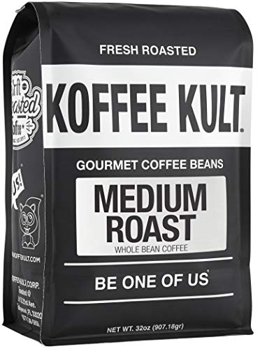 dark roast vs medium roast