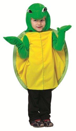 [Rasta Imposta Turtle Costume, 4-6] (Rasta Baby Costume)