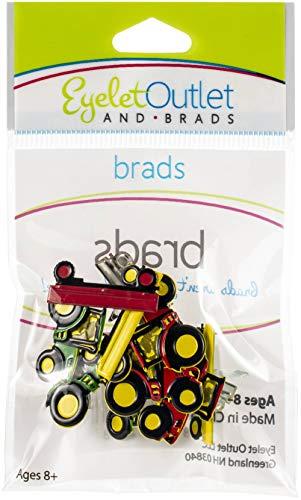 Scrapbooking Brads