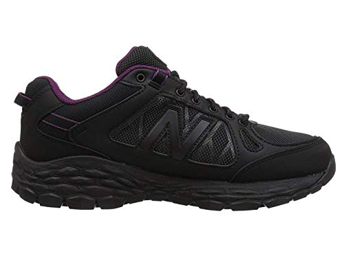 Balance silver 11 Women's 1350 Walking New Shoe Black dFCBdq