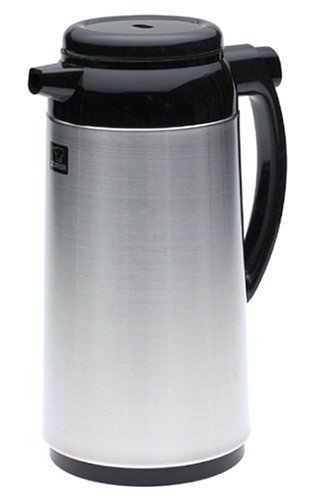 Zojirushi AFFB-10S, Premium Thermal 1.0 liter Carafe, Brushed Stainless Steel