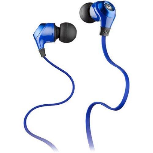Monster NCredible NErgy In-Ear Headphones, Blue Photo #2