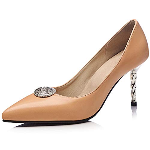 Sandalias de Color 43 cu Talla Mujer DoraTasia a Beige con EU Poliuretano pqqHA