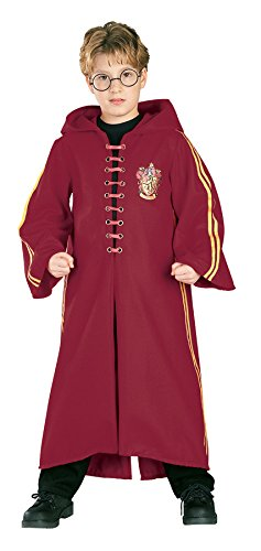Deluxe Quidditch Robe Costume - Small ()