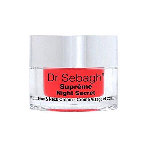 (Dr Sebagh Suprême Night Secret Face & Neck Cream)
